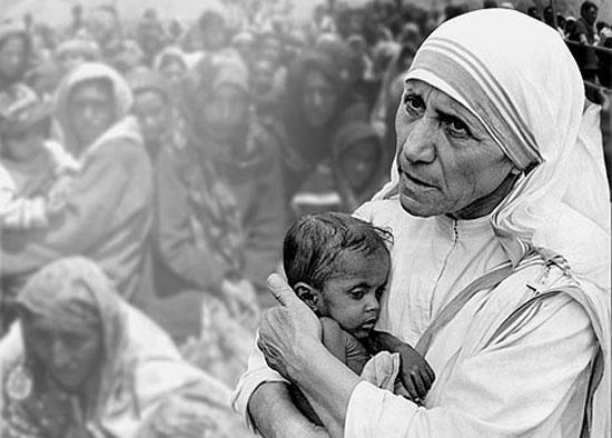 sacrifice - Mother-Teresa